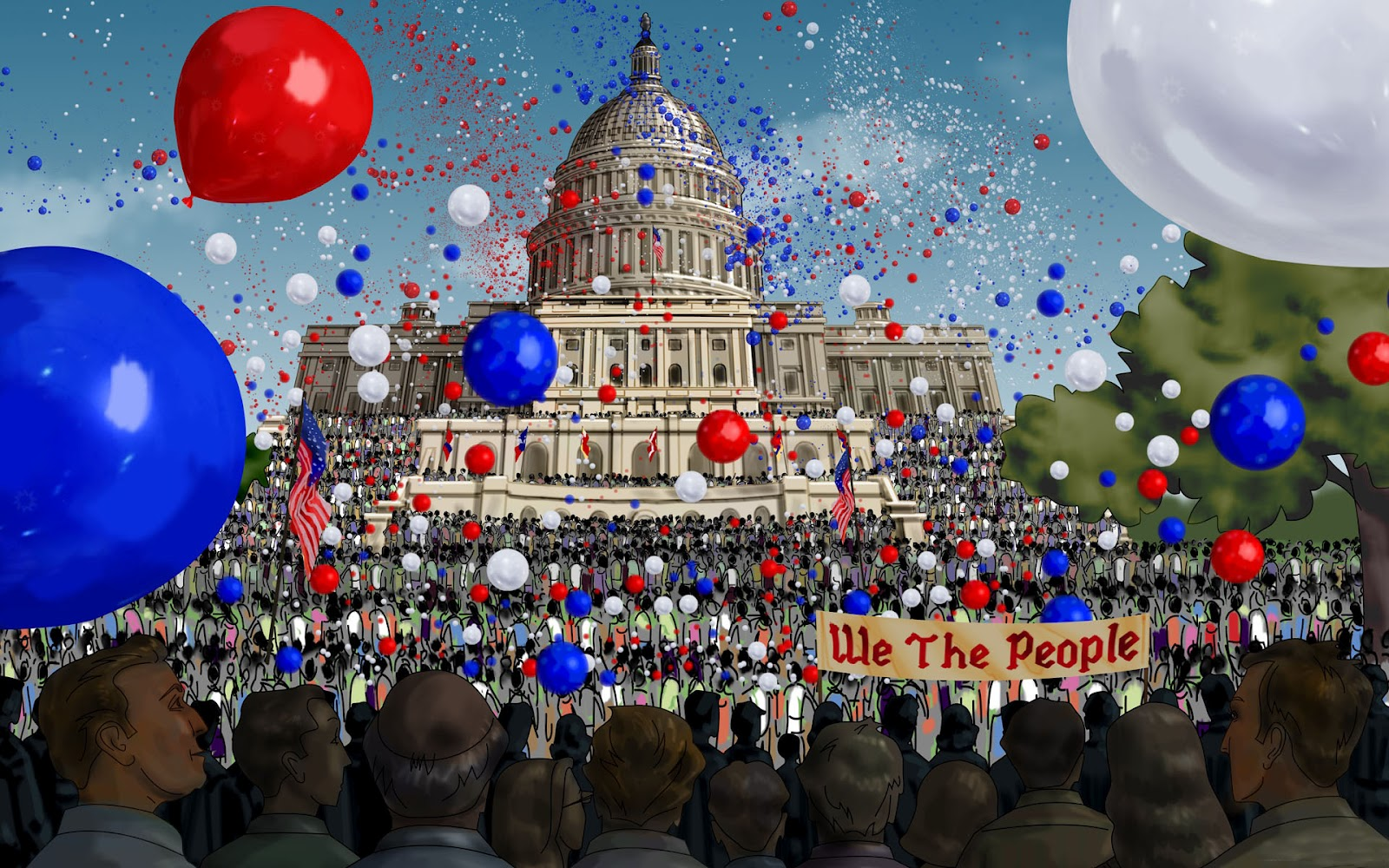 Independence day usa essay