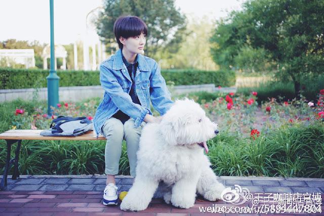 Prince Coffee Lab Chinese drama Xu Lu