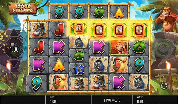 Main Gratis Slot Indonesia - Return of Kong Megaways (Blueprint Gaming)