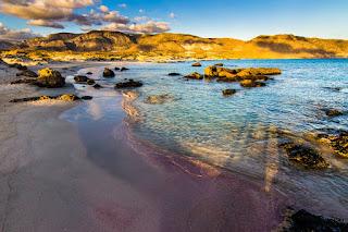 Playa de Elafonisi una Maravilla en la Isla de Creta