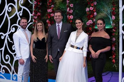 Lucas, Beca, Bertolazzi, Chris e Mari (Crédito: Victor Silva/RNW)
