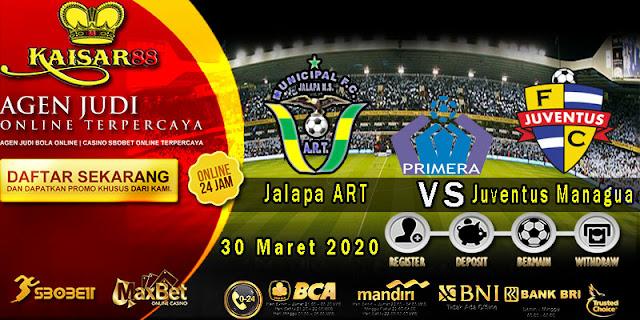 Prediksi Bola Terpercaya Liga Clausura Jalapa VS Juventus Managua 30 Maret 2020