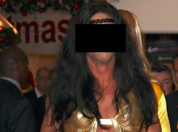 Blind Item Pinoy Actor Seen Cross Dressing In A Club Abroad Guess