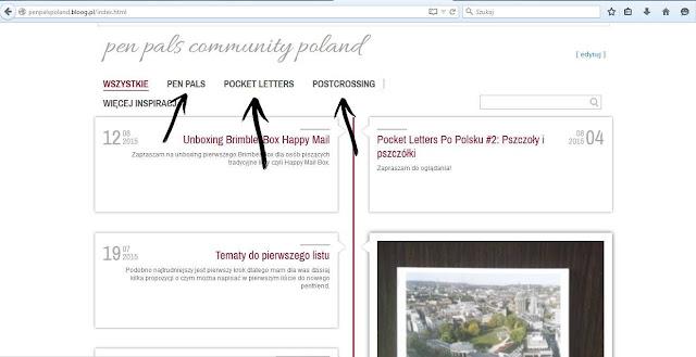 penpals community poland