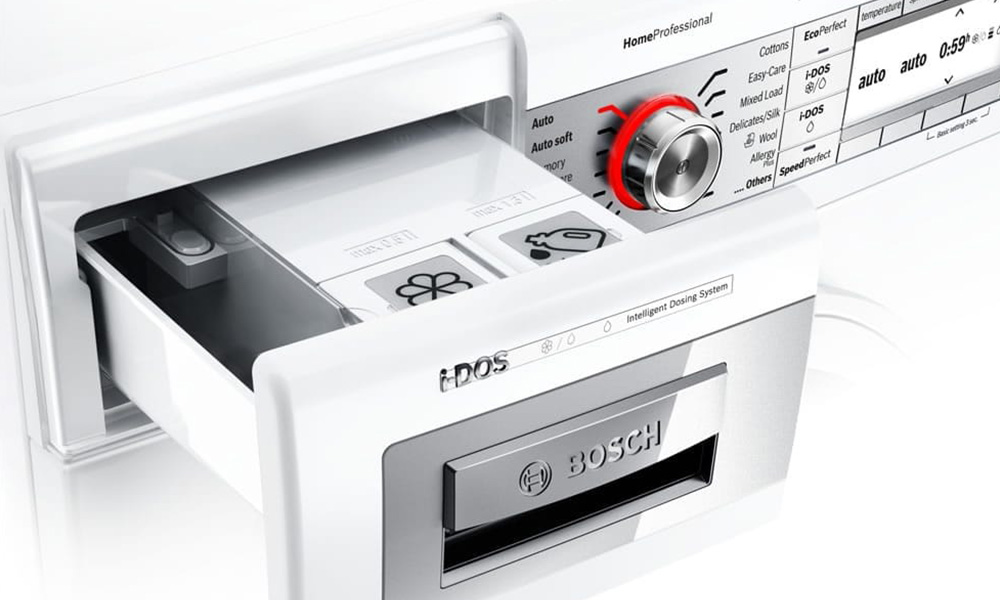 Bosch Waschmaschinen-Symbole Anleitung