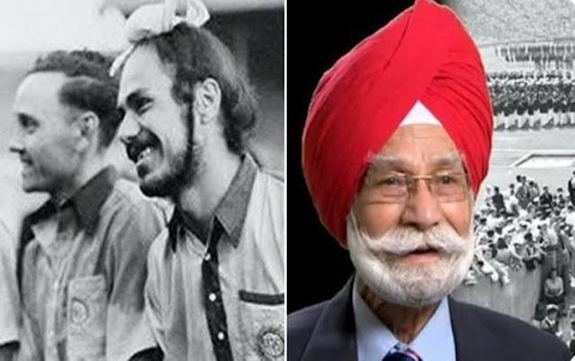 हॉकी के दिग्गज बलबीर सिंह सीनियर का आज पंजाब के मोहाली में हुआ निधन