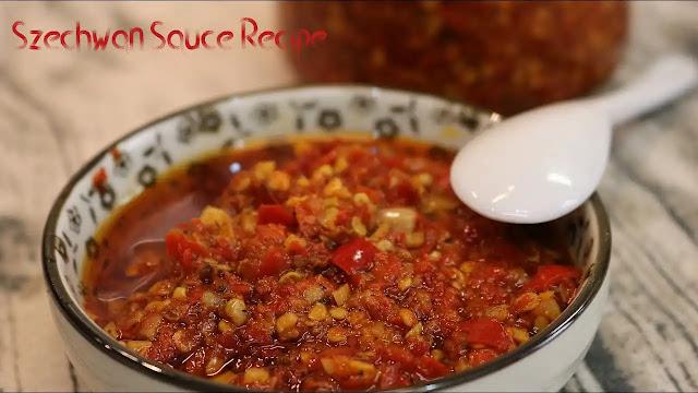 How to make Szechwan Sauce at Home   Szechwan Sauce Recipe