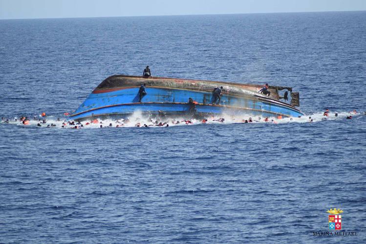 15 Migrants Dead After Boat Capsizes Off Libya: Survivors