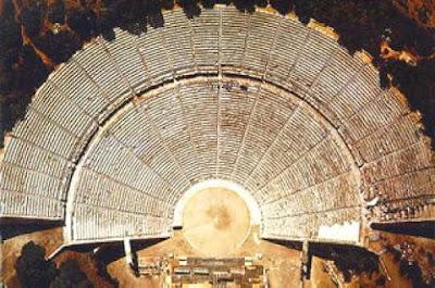 Teatro de Epidauro Comentario