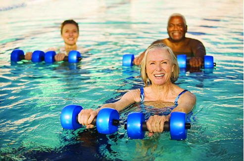 medium to intense exercises reduces brain ageing by 10 years in older people