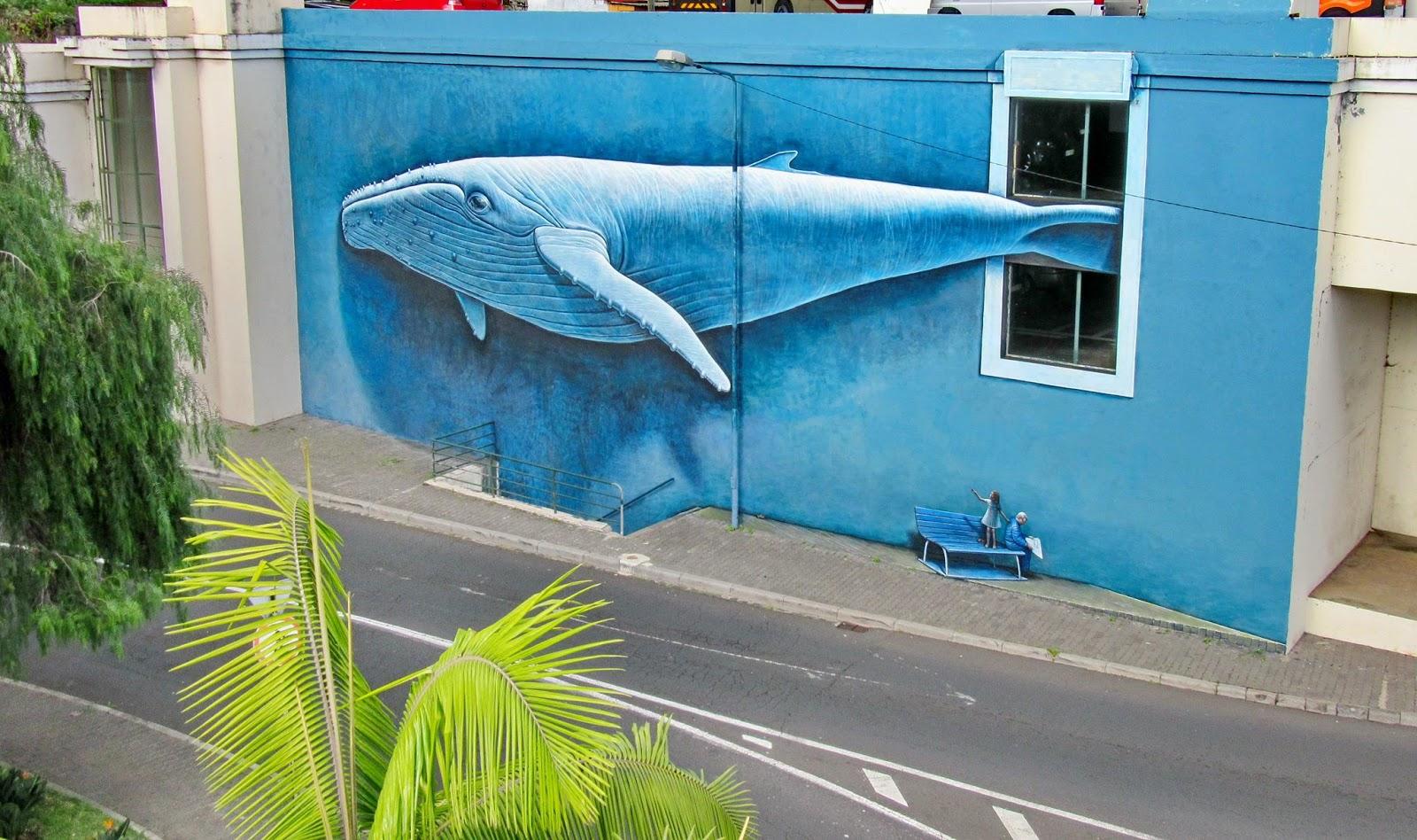 A Baleia de Marcos Milewski