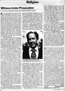 Crisis Of Conscience Raymond Franz Pdf
