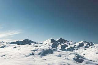 Chaîne de montagne