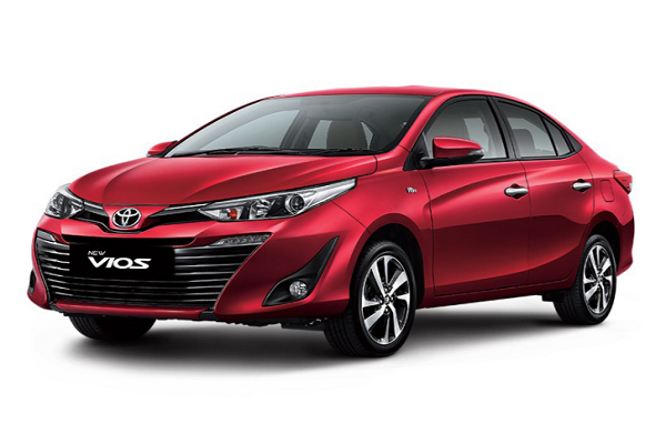 Toyota Vios 2021 Menjadi Mobil Sedan Terlaris di Indonesia