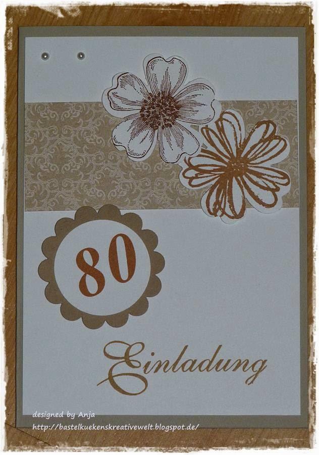 einladungskarten zum 80. geburtstag und liebe post
