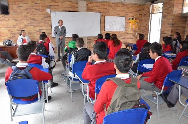 En semana de receso y en diciembre se recuperarían las clases perdidas tras el paro de maestros en Chía