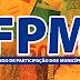 FPM: Municípios recebem repasse do 3º decêndio no próximo dia 30.