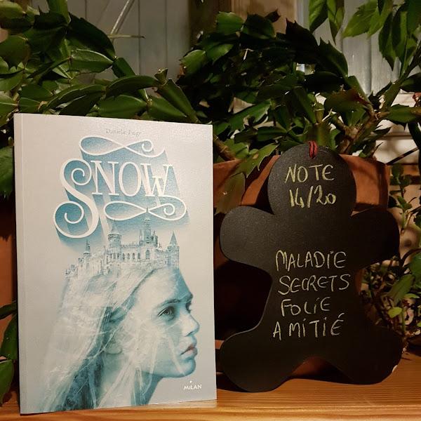 Snow, tome 1 de Danielle Paige