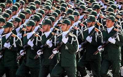 US Declared Islamic Revolutionary Guard a Terrorist Organisation