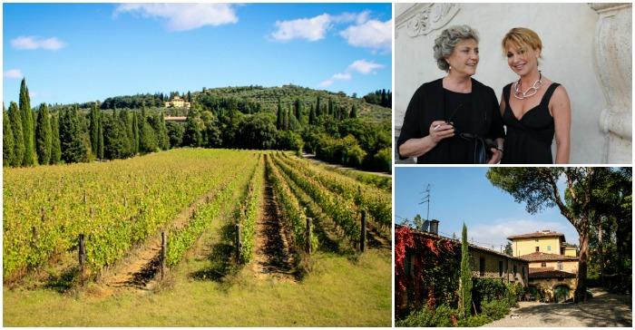 Wine blog roll il blog del vino italiano fattoria la for Vecchie planimetrie della fattoria