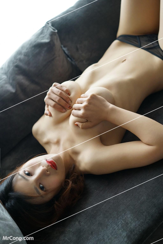 Image Yan-Pan-Pan-Part-3-MrCong.com-033 in post Ngắm vòng một siêu gợi cảm với nội y của người đẹp Yan Pan Pan (闫盼盼) (51 ảnh)