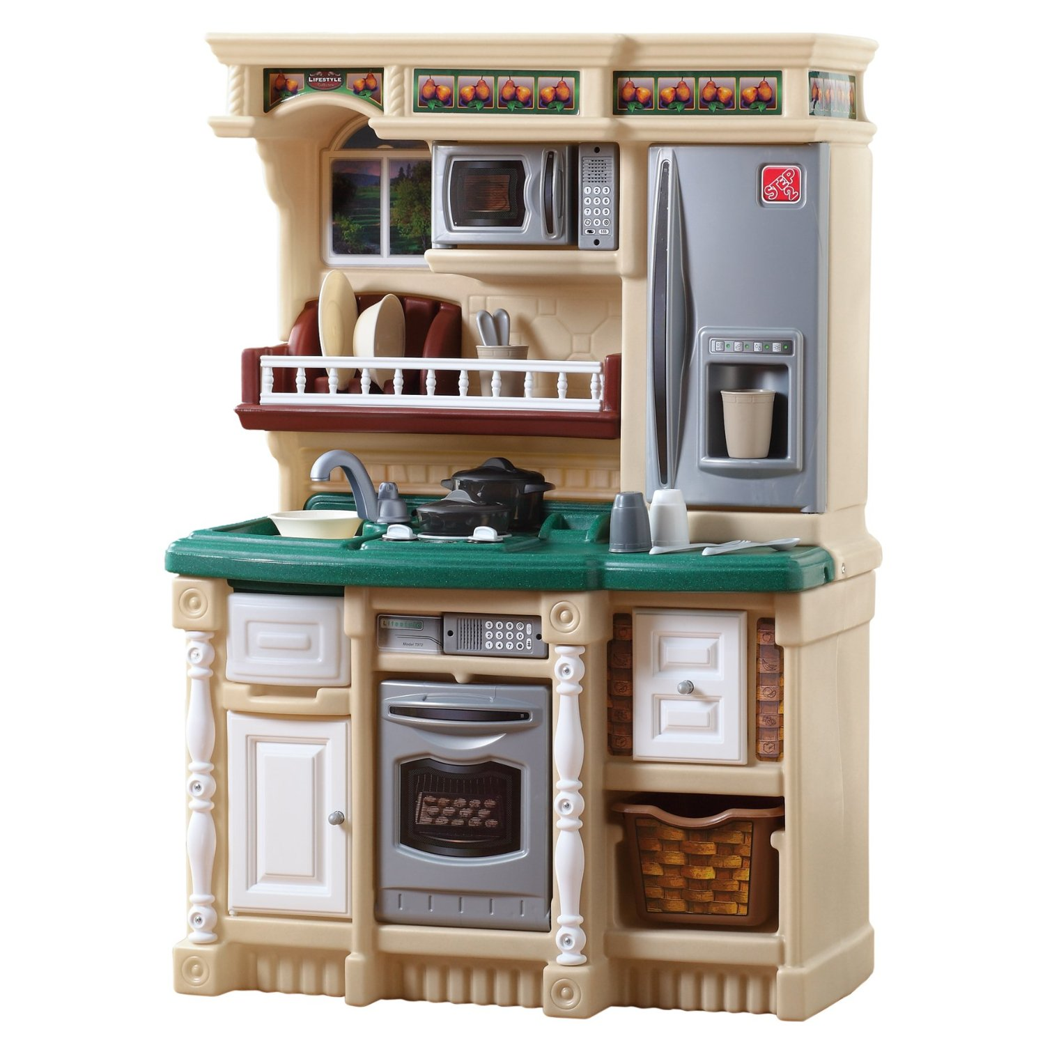 Children S Kitchen Play Set