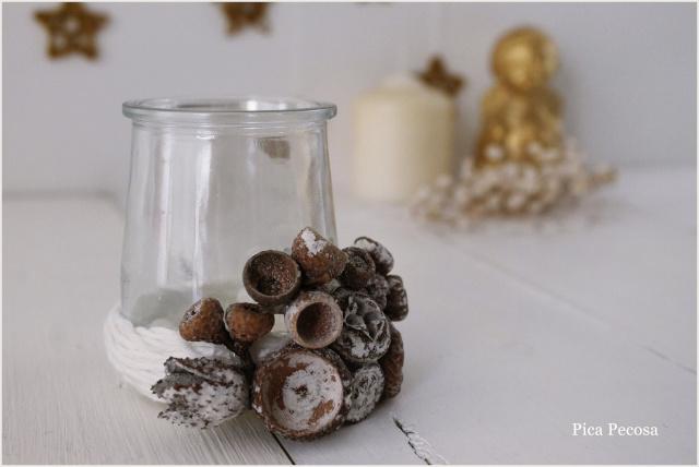 decoracion-mesa-navidad-diy-botes-velas-frutos-otoño
