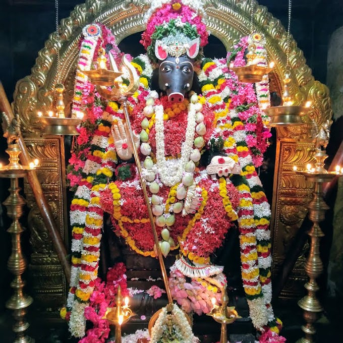 ஆதி வராஹி அம்மன் ஸ்தோத்திரம்
