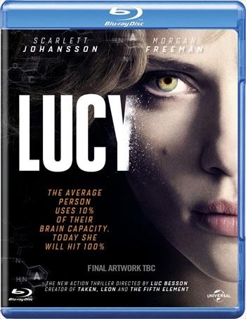 Lucy 2014 Dual Audio Hindi Bluray Download