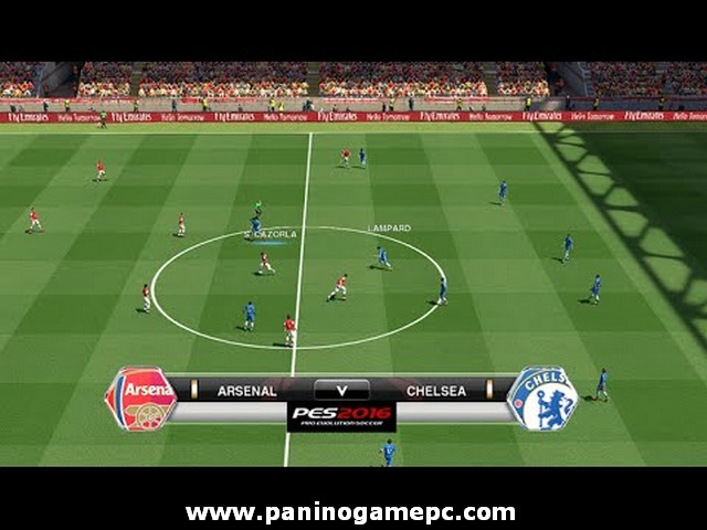 game pes 2017 pc demo