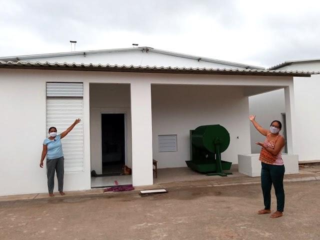 Em Acajutiba, unidade de processamento de mandioca tem previsão de entrega para 30 de julho