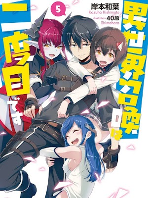 Isekai Shoukan wa Nidome Desu [Capítulos 04/??] [Manga] [PDF] [Español] [Mega]