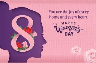 International women's Day 2019 : Happy Women's Day Images , women's day wishes and Quotes