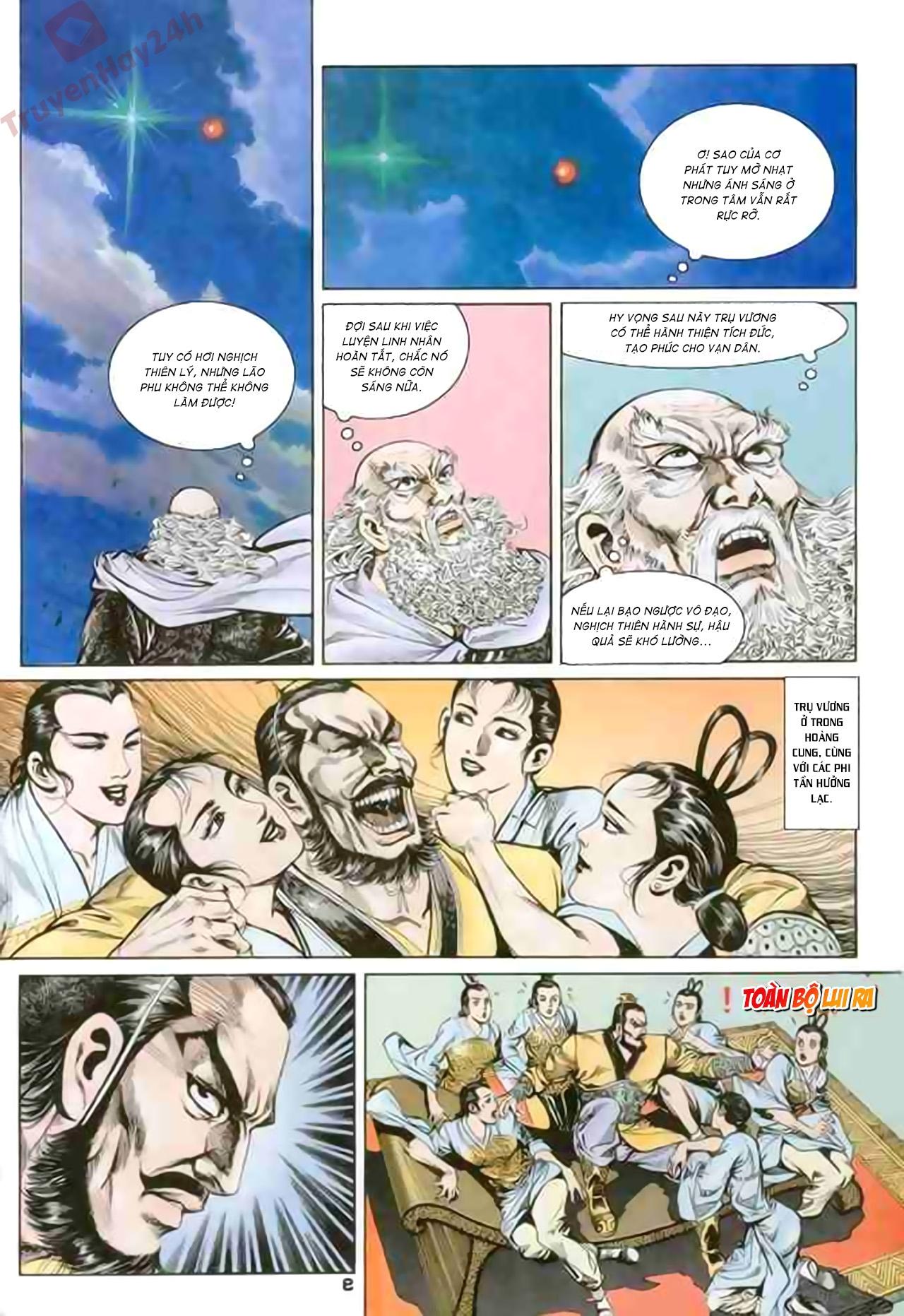 Cơ Phát Khai Chu Bản chapter 79 trang 9