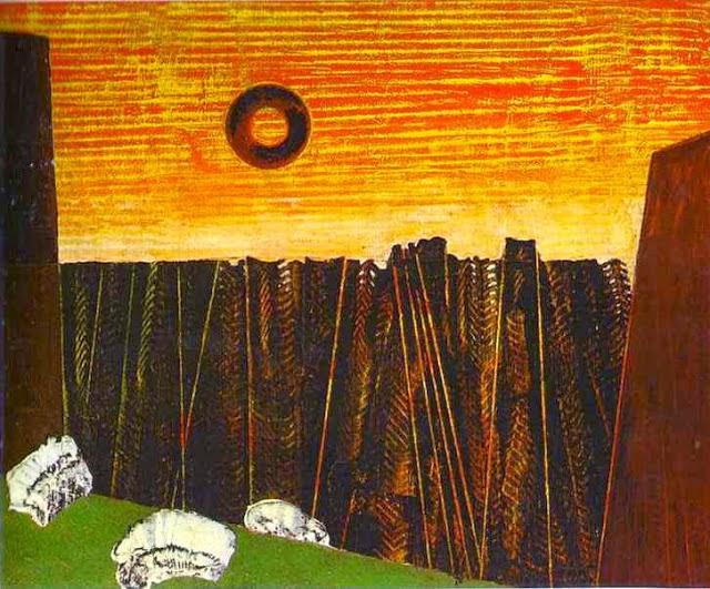 Floresta Fishbone - O Surrealismo de Max Ernst | Alemão