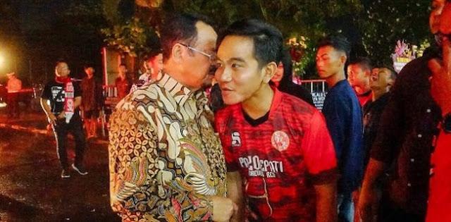 Pengamat: Sangat Mungkin Achmad Purnomo Dapat Tawaran Menguntungkan Dari Gibran