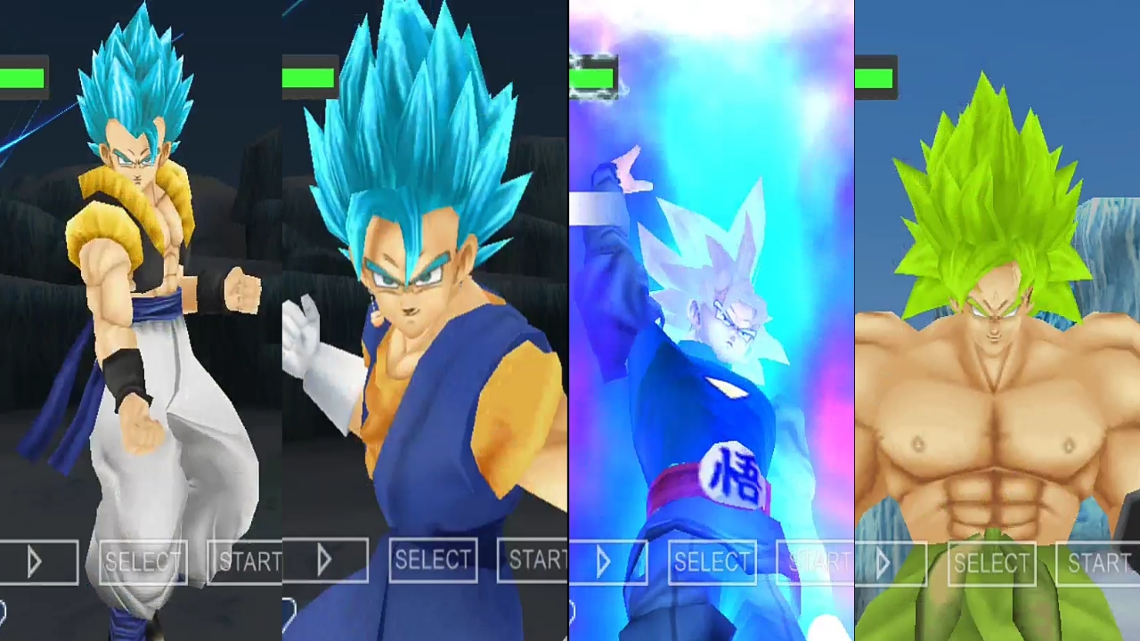 Dragon Ball Super Vegito Vs Gogeta