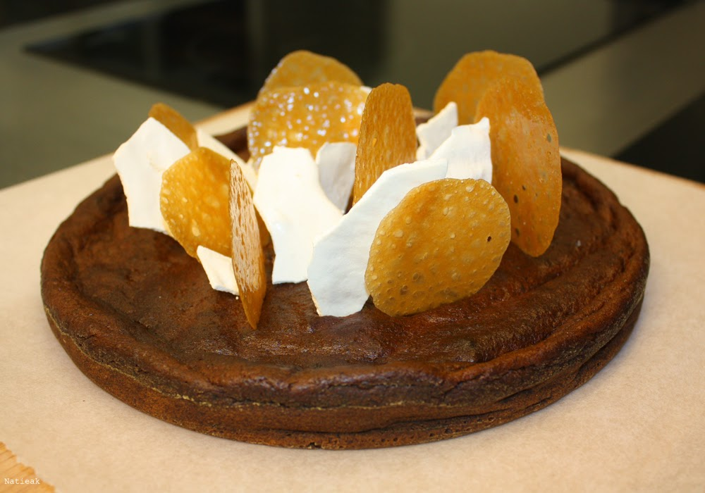 dessert du chef Clémentine Donnaint
