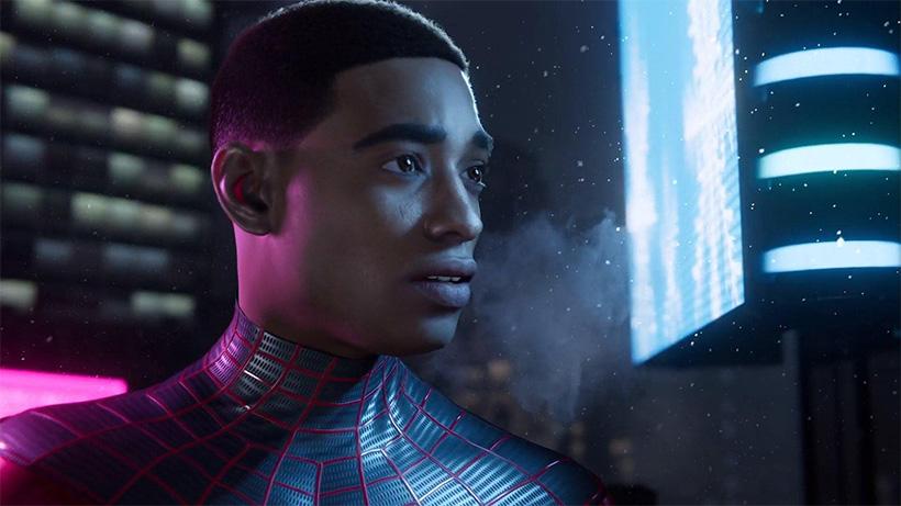 Homem Aranha: Miles Morales