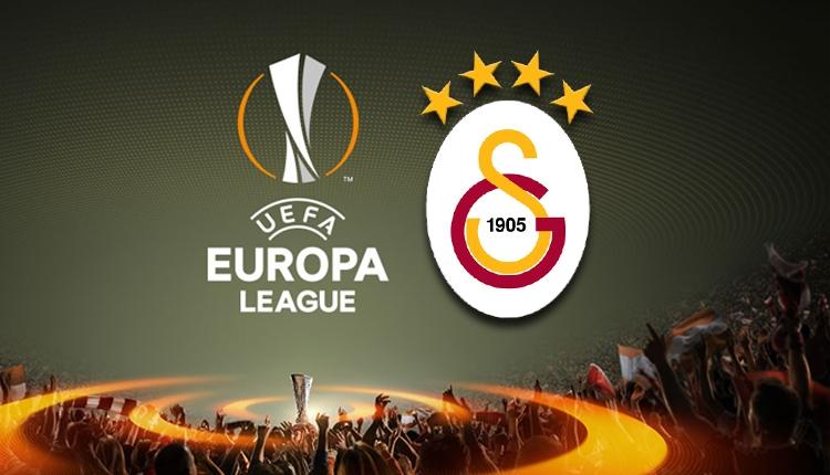 CANLI: Galatasaray'ın UEFA Avrupa Ligi'nde playofftaki rakibi belli oluyor!