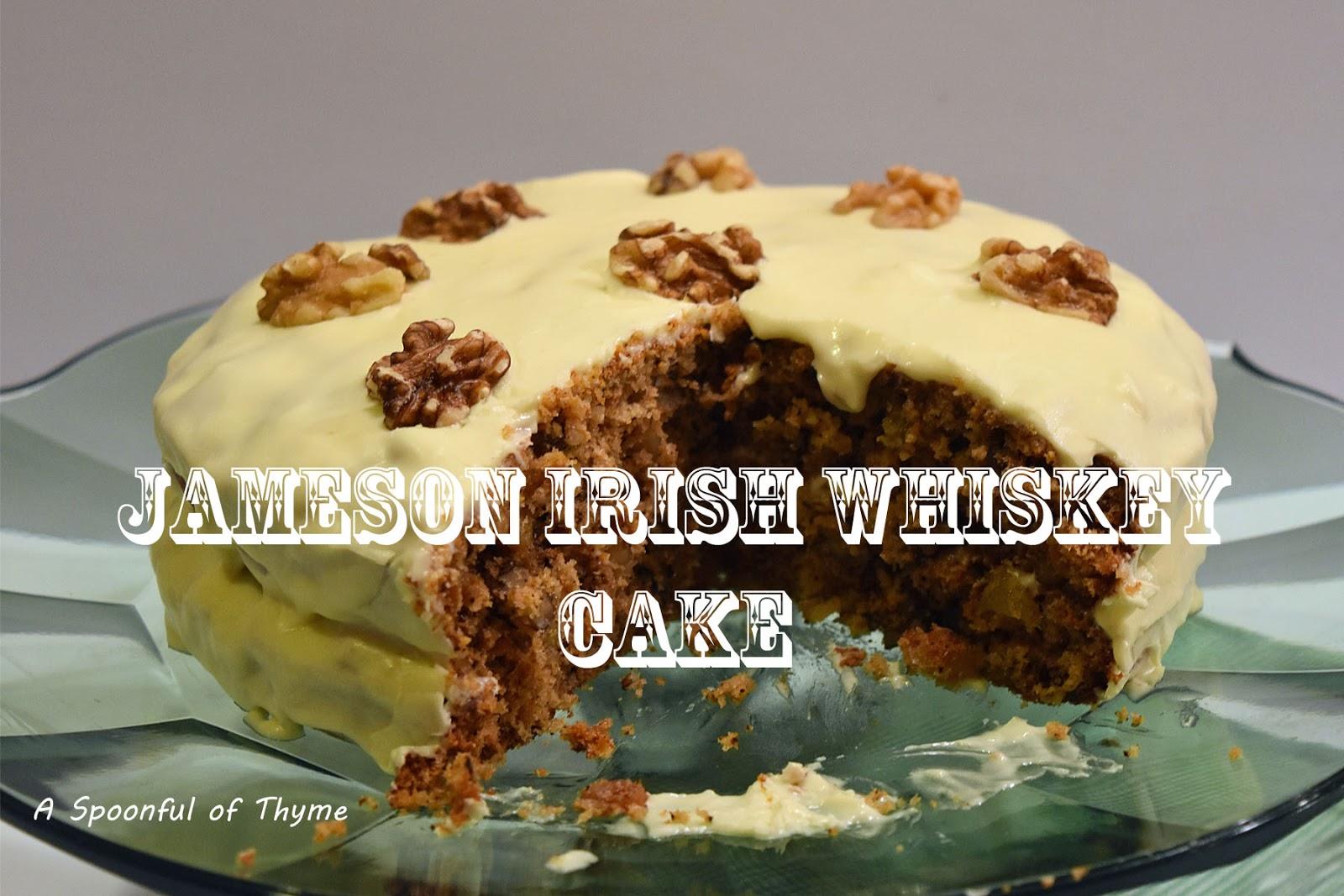 Downey S Irish Whiskey Cake Recipe