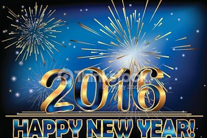 DP BBM Tahun Baru 2016 Lucu Keren