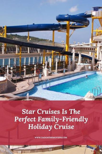 Star Cruises family-friendly holiday