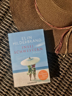"koniec wakacji z ""Inselschwestern"" Elin Hilderbrand, fot. paratexterka ©"