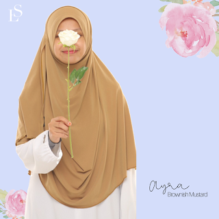 INSTANT SHAWL AYRA - SOLD OUT