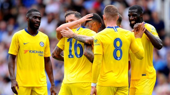 Chelsea FC Bakayoko