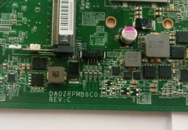 DA0ZRPMB6C0 REV C Acer Aspire V5-551 Bios