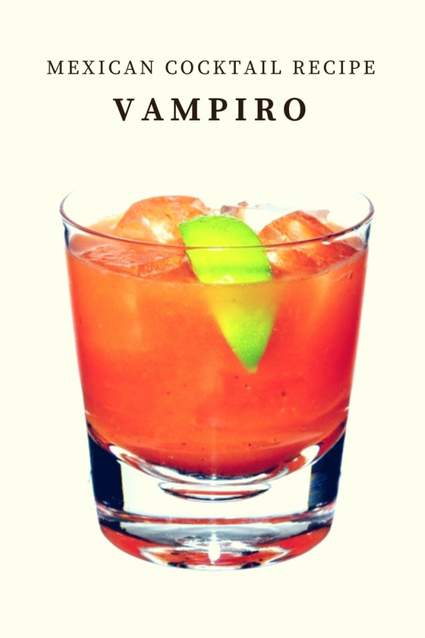 vampiro cocktail recipe