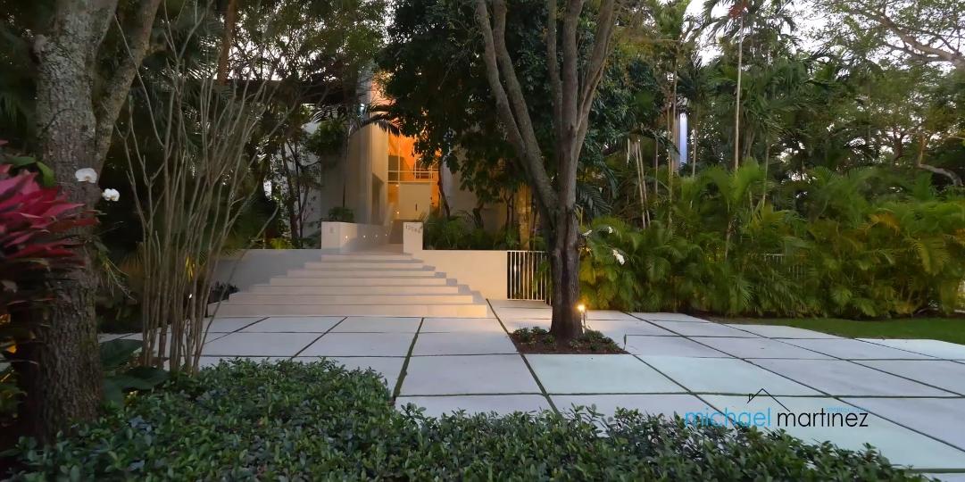 27 Interior Design Photos vs. 13500 SW 66th Ave, Pinecrest, FL Luxury Home Tour