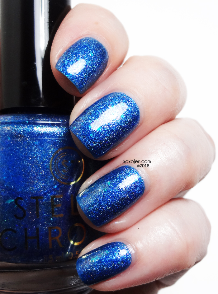 xoxoJen's swatch of Stella Chroma Nightwander